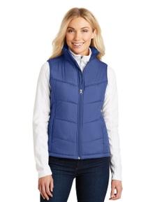 Port Authority Ladies Puffer Vest
