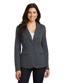 Port Authority Ladies Knit Blazer