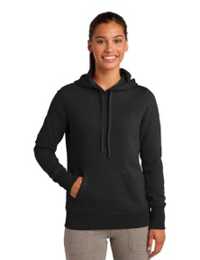 Sport-Tek Ladies Pullover Hooded Sweatshirt