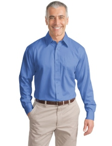 Port Authority Non-Iron Twill Shirt