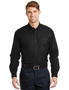 CornerStone - Long Sleeve SuperPro Twill Shirt