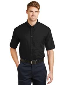 CornerStone - Short Sleeve SuperPro Twill Shirt