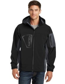 Port Authority Tall Waterproof Soft Shell Jacket