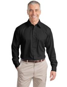 Port Authority Tall Non-Iron Twill Shirt