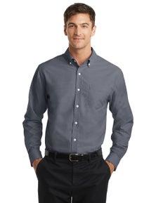 Port Authority Tall SuperPro Oxford Shirt