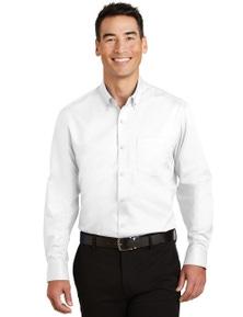 Port Authority Tall SuperPro Twill Shirt
