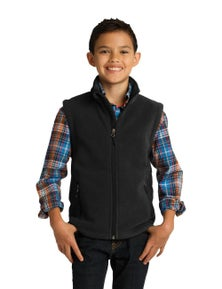 Port Authority Youth Value Fleece Vest