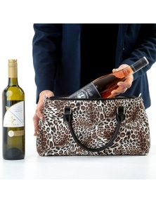Yvonne Cool Clutch (Leopard) Cooler bags
