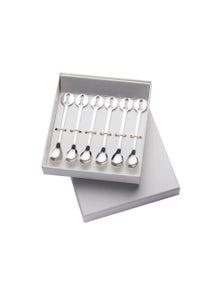 Bugatti Kiss Moka Spoons Set of 6