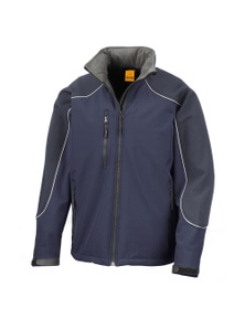 Result Ice Fell Hooded Soft Shell
