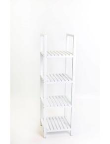 Meubilair Maine 4 Tier Bathroom Multipurpose Shelf