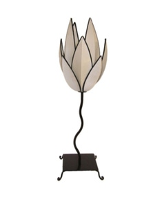 Rovan Tall Artichoke lamp