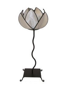 Rovan Tall Waterlily lamp