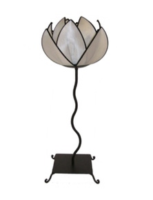 Rovan Tall Waterlily lamp