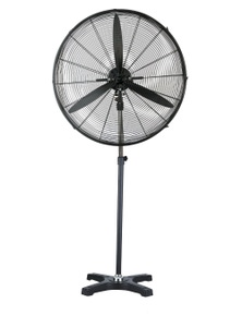 Digilex Electric Metal Pedestal Fan, 75cm