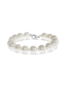 By Fairfax & Roberts - Real Everyday Classic Pearl Bracelet