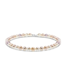 By Fairfax & Roberts - Real Everyday Classic Pearl Short Necklace