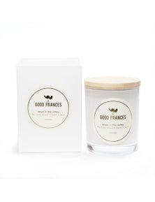 Good Frances Soy Wax Candle Fig Tree Wood, Bark & Leaf