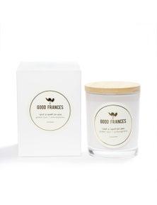 Good Frances Soy Wax Candle Green Tea & Lemongrass