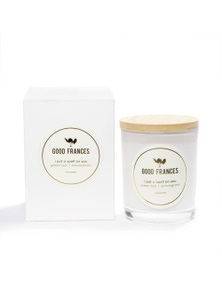 Good Frances Soy Wax Candle Green Tea & Lemongrass