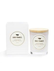 Good Frances Soy Wax Candle Sage Flower & Bergamot