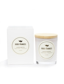 Good Frances Soy Wax Candle Sage Flower & Bergamot