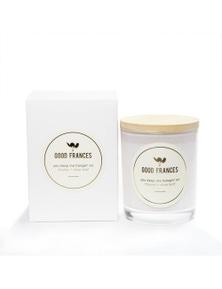 Good Frances Soy Wax Candle Thyme & Olive Leaf