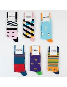MANRAGS Socks 6-Pack