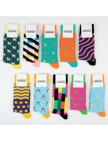 MANRAGS Socks 10-Pack