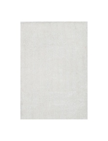 Fizzle Shaggy White Rug 110X160