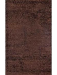 Grand Shaggy Brown Rug 120X160