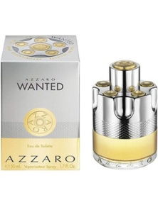 Wanted by AZZARO for Men (100ML) Eau de Toilette - Bottle