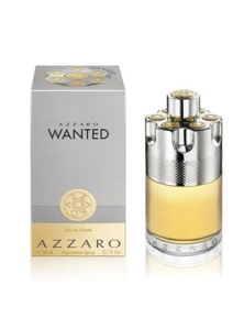 Azzaro Wanted  by AZZARO for Men (150ML)  - Bottle