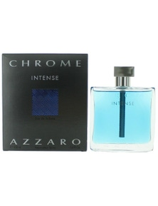 Chrome Intense  by AZZARO for Men (100ML)  - Bottle