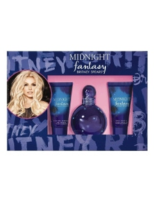 Fantsy Midnght by BRITNEY SPEARS for Women (100ML)  - Gift Set