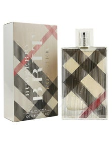 Burberry Brit  by BURBERRY for Women (100ML)  - Bottle