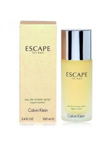 Escape by CALVIN KLEIN for Men (100ML) Eau de Toilette - Bottle