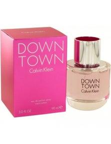 Downtown by CALVIN KLEIN for Women (90ML) Eau de Parfum - Bottle