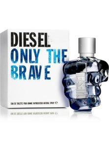 Only The Brave by DIESEL for Men (75ML) Eau de Toilette - Bottle