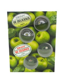 Be Delicious Collection 4 Piece by DKNY for Women (N/A)  - Mini Set