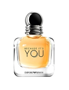 Emporio Armani Because It's You by GIORGIO ARMANI for Women (100ML)  - Bottle