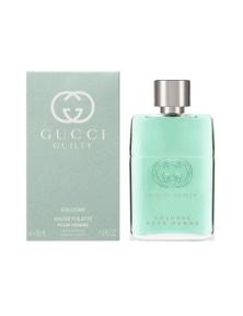 Gucci Guilty Cologne by GUCCI for Men (50ML) Eau de Toilette - Bottle