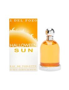 Halloween Sun by J. Del Pozo for Women (100ML) Eau de Toilette - Bottle