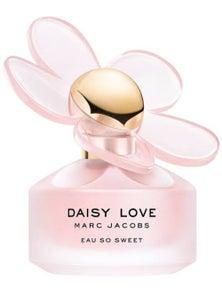 Daisy Love Eau So Sweet by MARC JACOBS for Women (100ML) Eau de Toilette - Bottle