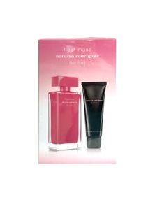 Fleur Musc  by NARCISO RODRIGUEZ for Women (100ML)  - Gift Set