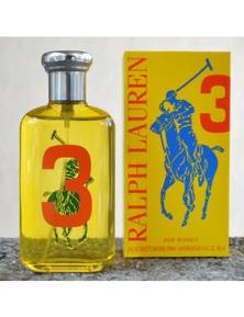 Big Pony 3 by RALPH LAUREN for Women (100ML) Eau de Toilette - Bottle