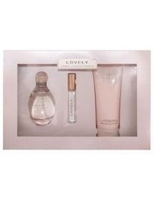 Lovely  by SARAH JESSICA PARKER for Women (100ML)  - Gift Set