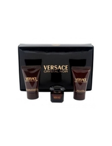 Crystal Noir by VERSACE for Women (5ML)  - Mini Set