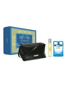 Eau Fraiche  by VERSACE for Men (100ML)  - Gift Set