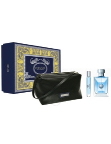 Versace Homme  by VERSACE for Men (100ML)  - Gift Set